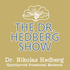 Learn more about autoimmune thyroiditis from Dr. Hedberg's podcasts