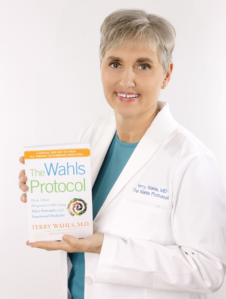 How to Heal Multiple Sclerosis with Dr. Terry Wahls